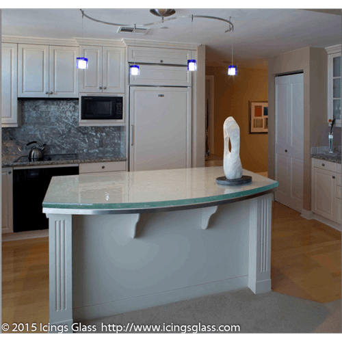 Icings Glass Countertop
